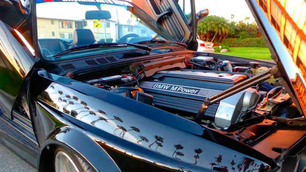 BMW Serie 3 E30 Cabrio Lambo