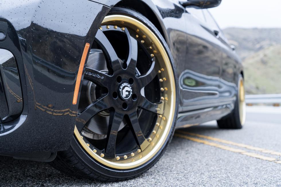 BMW Serie 7 Forgiato Quattresimo