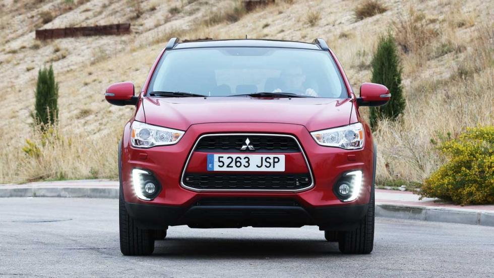 Mitsubishi ASX contra Suzuki S-Cross