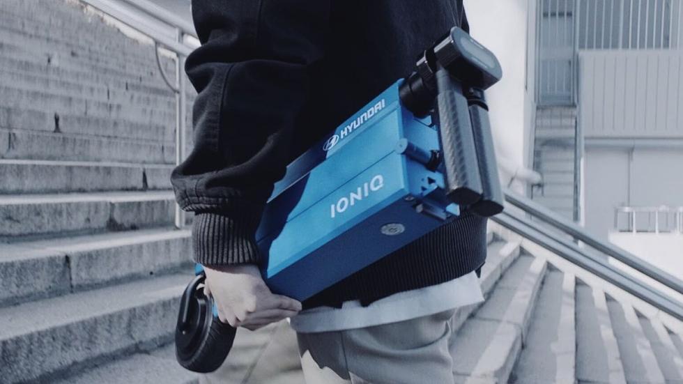 Hyundai Ioniq Scooter 4