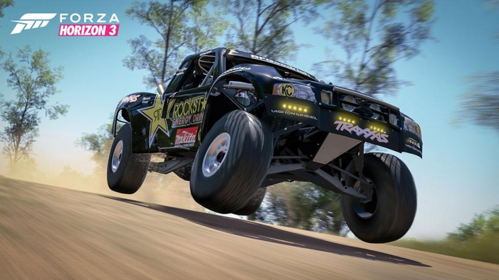 Forza Horizon 3 Rockstar Car Pack