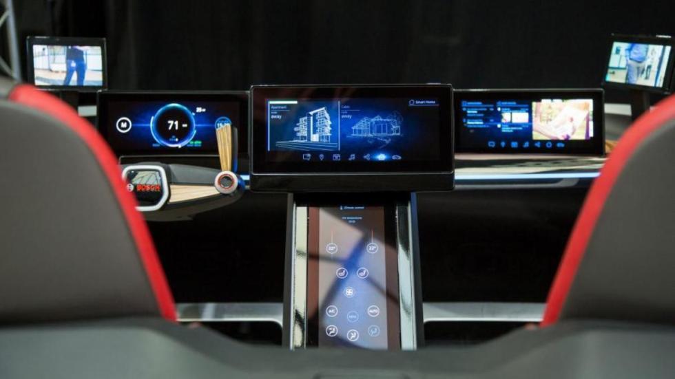 Bosch en el CES 2017