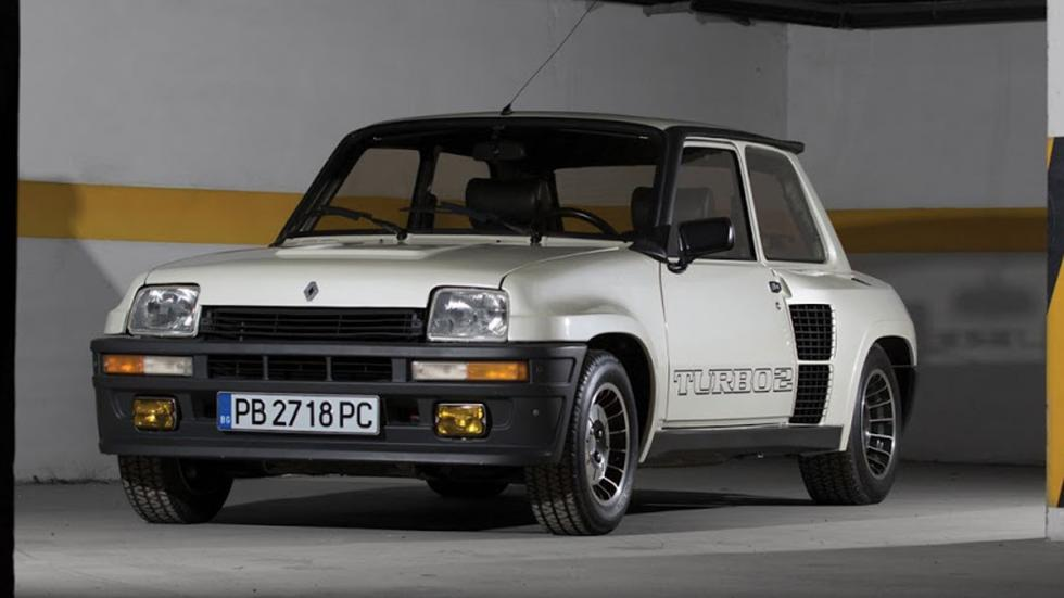 Renault 5 Turbo II morro