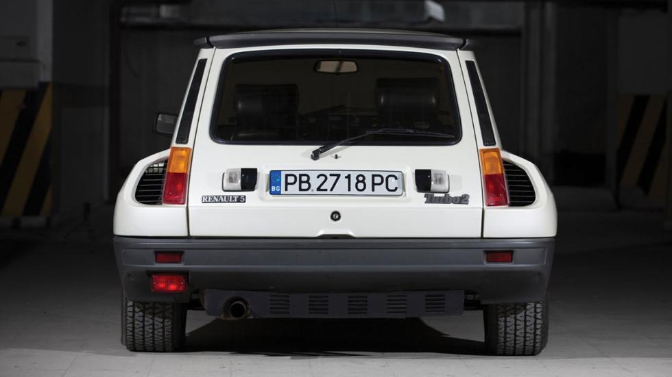 Renault 5 Turbo II zaga