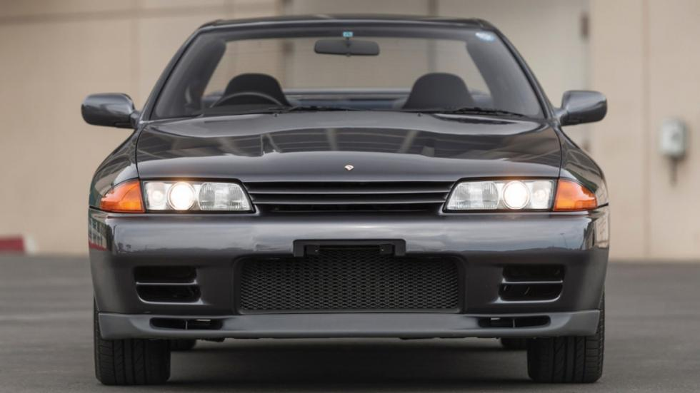 Subasta Nissan Skyline GT-R R32 1989