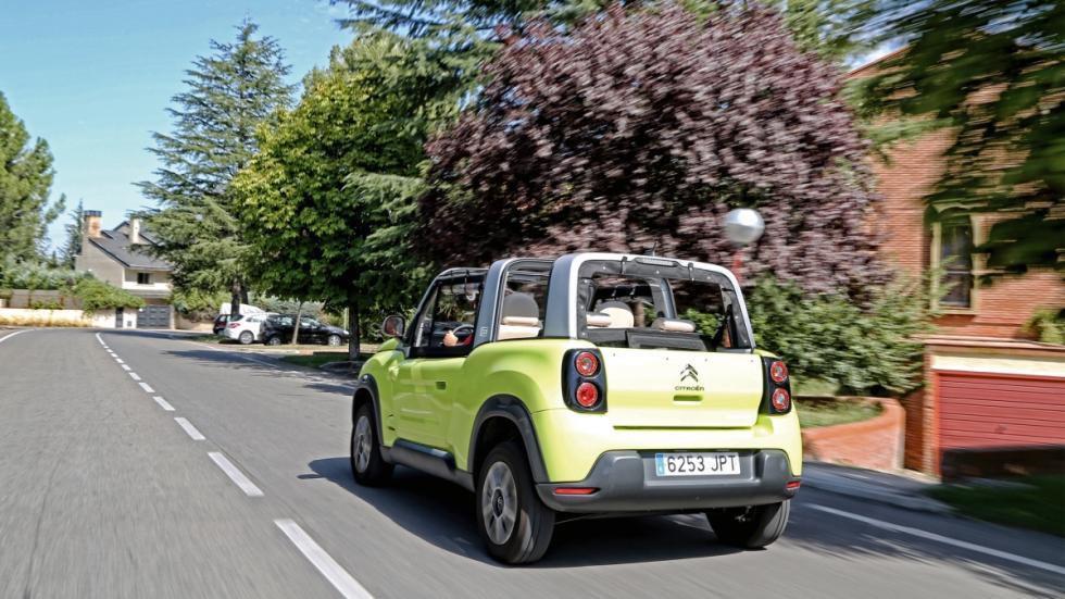 Prueba Citroën E-Mehari: todas las fotos