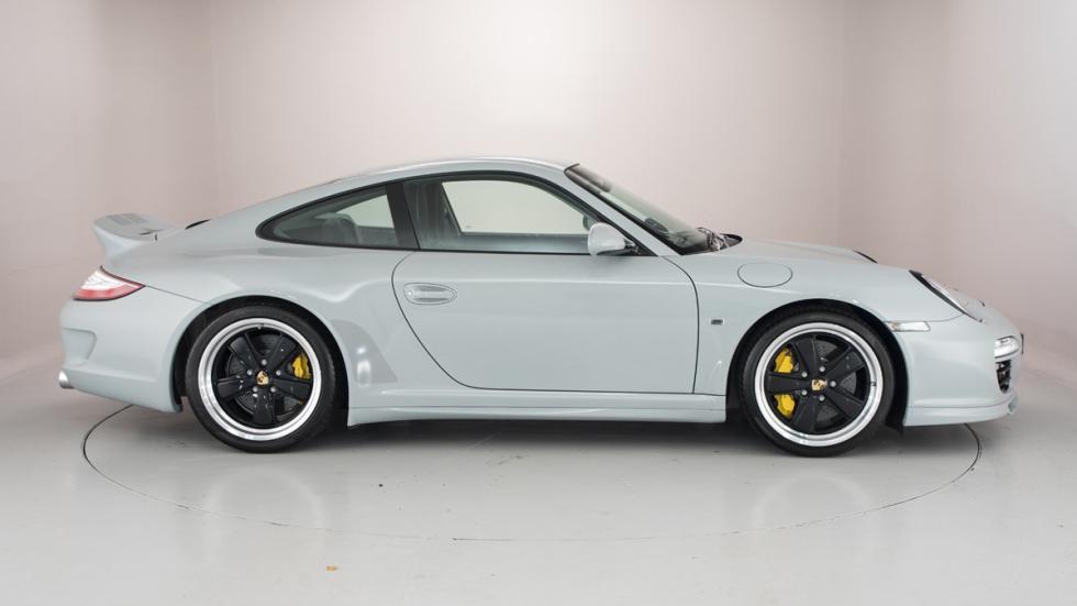 venta Porsche 911 Sport Classic perfil