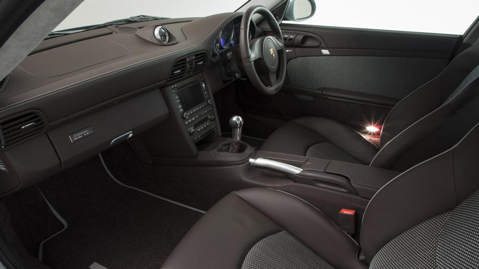 venta Porsche 911 Sport Classic interior