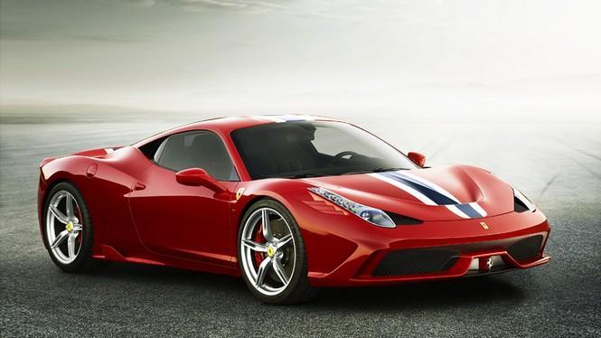 Los cinco Ferraris más caros del momento
