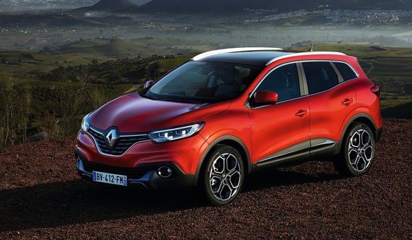 SUV menos consumen 2017 Renault Kadjar dCi 110 EDC