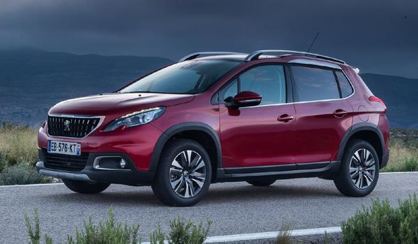 SUV menos consumen 2017 Peugeot 2008 1.6 HDi 10
