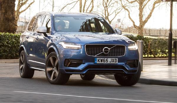 SUV menos consumen 2017 Volvo XC90 T8 Twin-Engine
