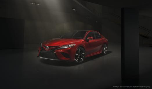 Toyota Camry 2017 5