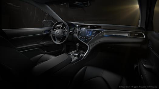 Toyota Camry 2017 7