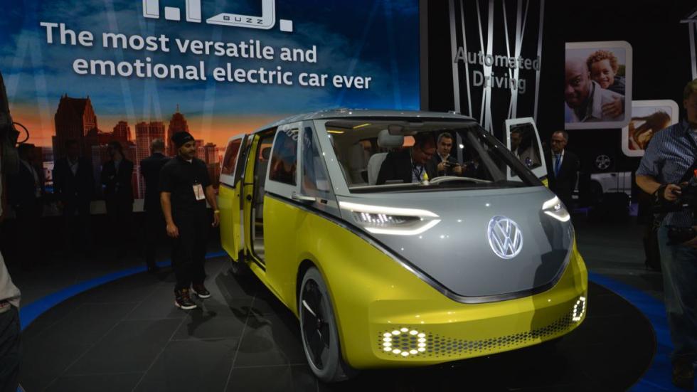 Volkswagen I.D Buzz