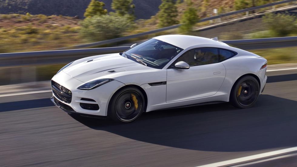 Jaguar F-Type 2017 delantera