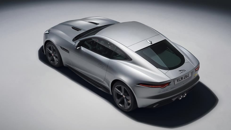 Jaguar F-Type 2017 tres cuartos zaga
