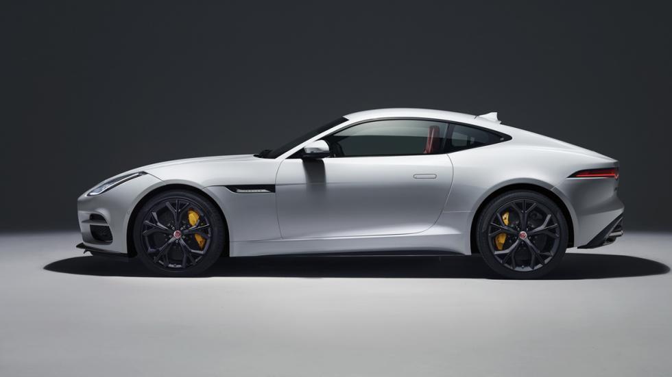Jaguar F-Type 2017 perfil