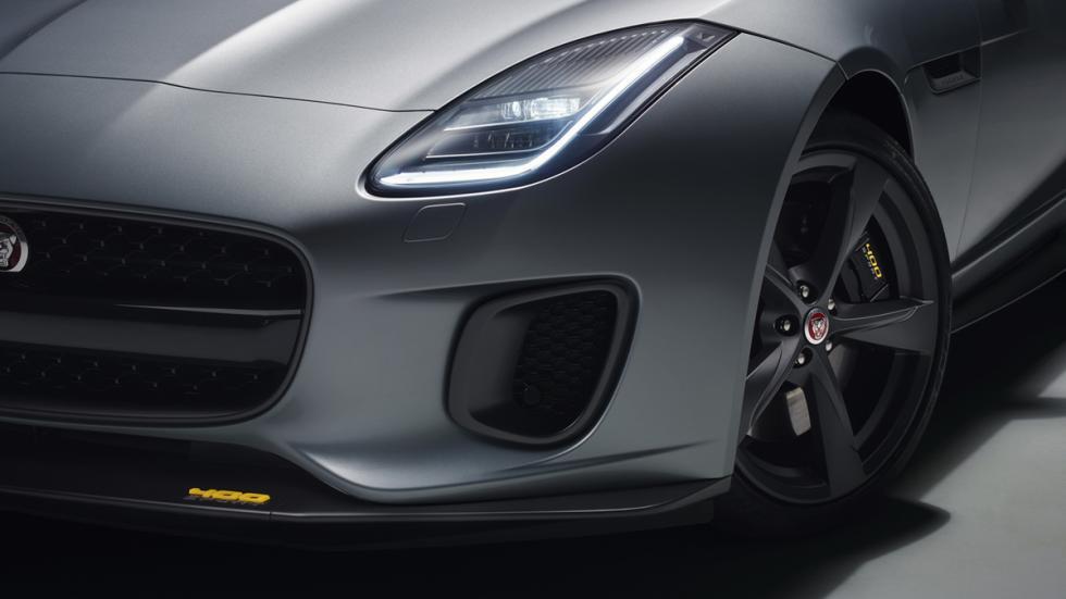 Jaguar F-Type 400 Sport paragolpes delantero