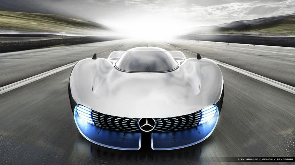 nuevo superdeportivo de Mercedes