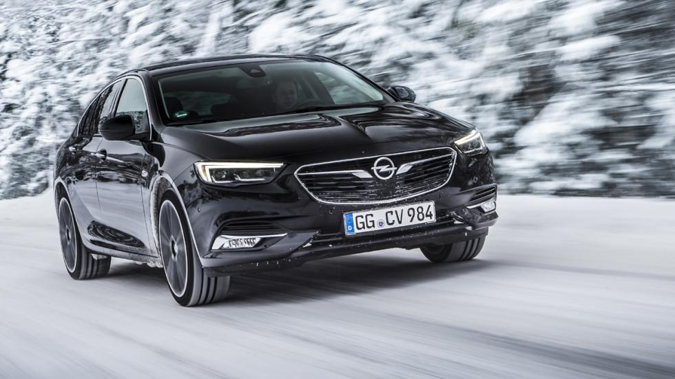 Opel Insignia Grand Sport Twinster morro