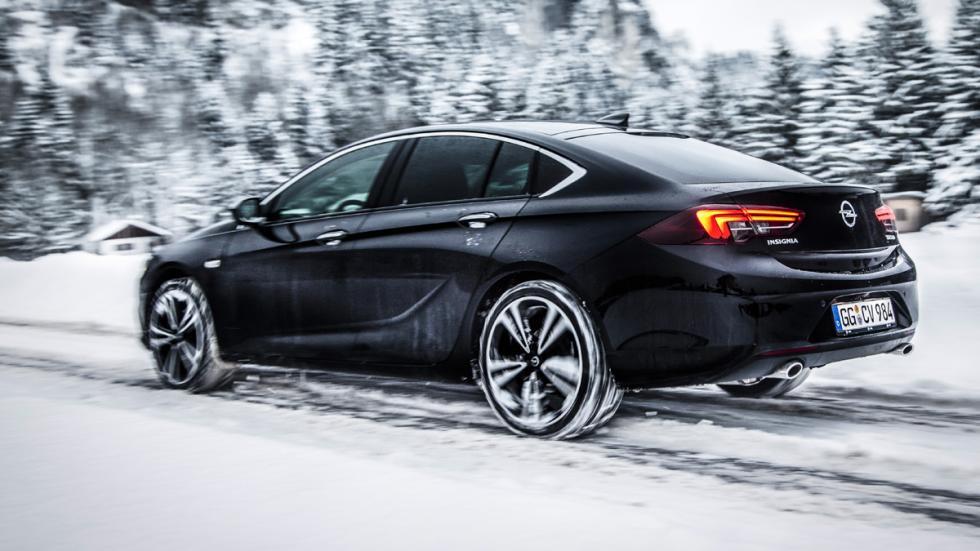 Opel Insignia Grand Sport Twinster zaga