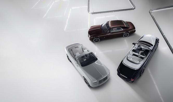 Los cinco mejores one-off de Rolls-Royce en 2016