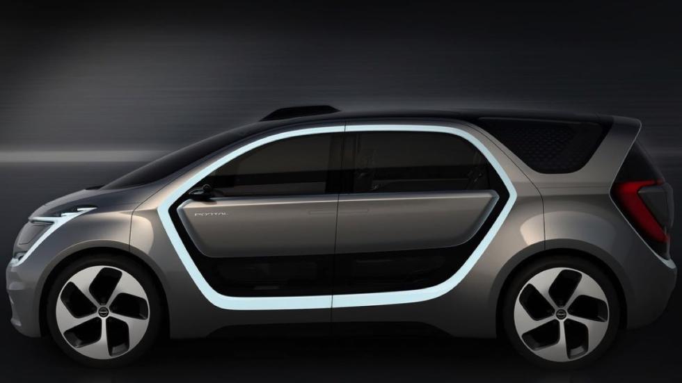 Chrysler Portal concept lateral
