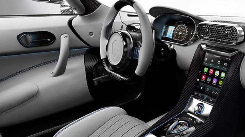 Koenigsegg Regera Prince volante