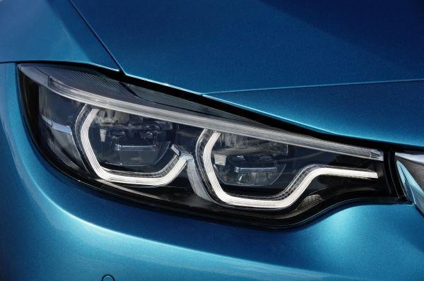 Nuevo BMW Serie 4 2017 faro