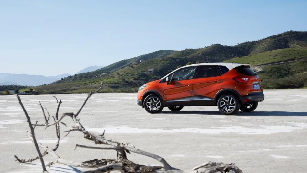 Cinco virtudes y un defecto del Renault Captur