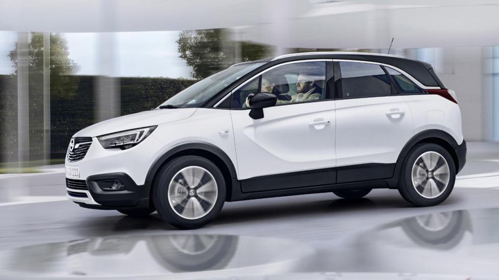 Opel Crossland X lateral