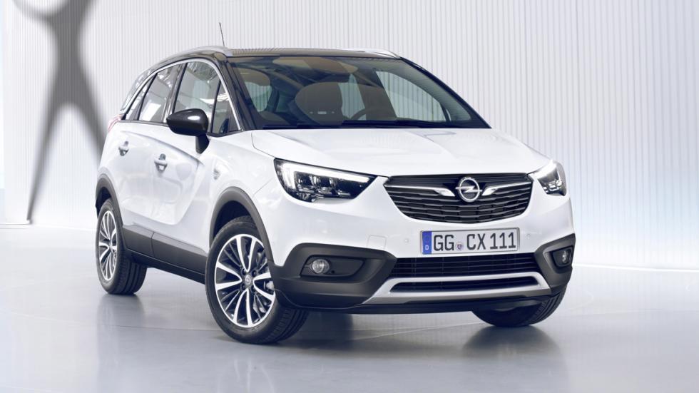 Opel Crossland X morro