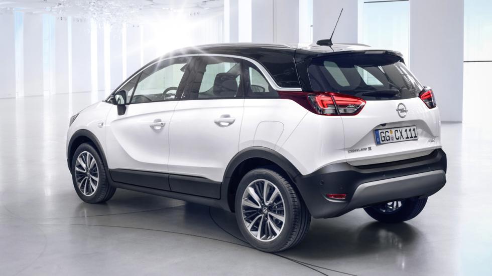 Opel Crossland X zaga