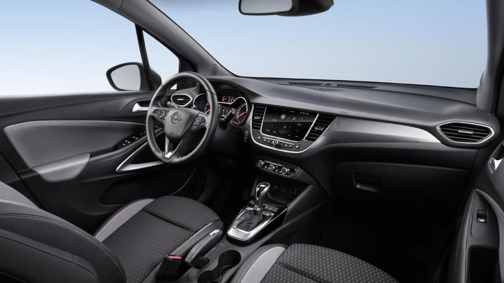 Opel Crossland X salpicadero