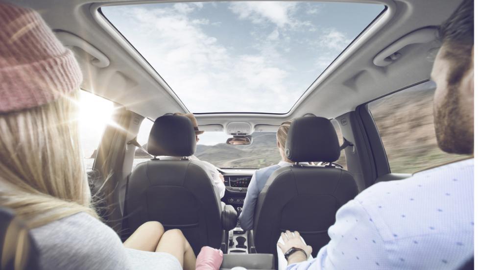 Opel Crossland X habitáculo