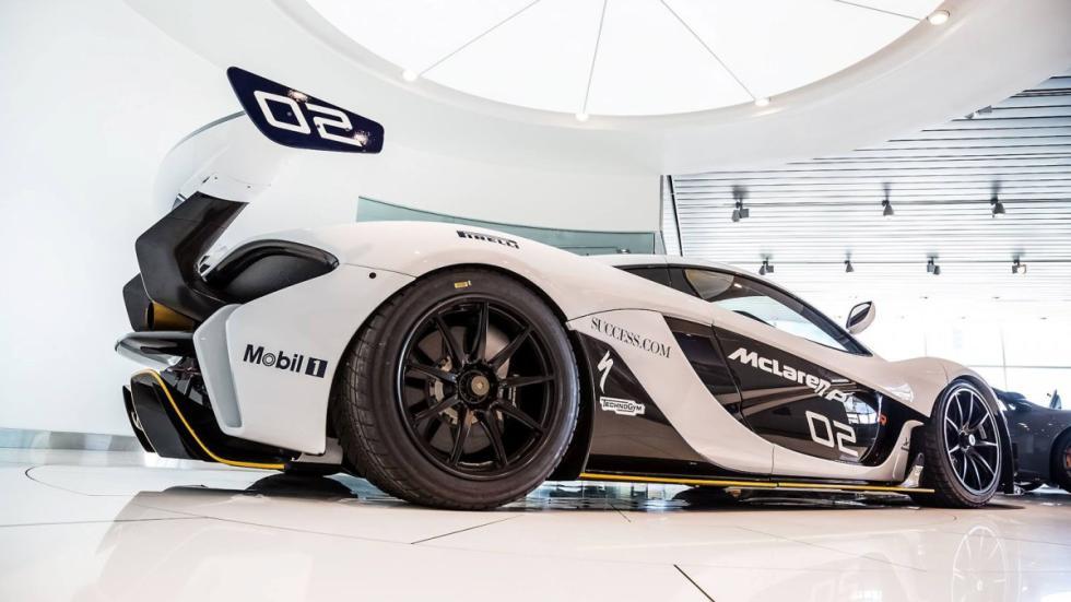 Venta McLaren P1 GTR