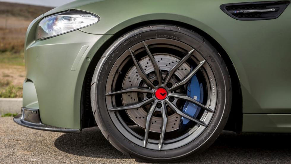 BMW M5 by Vorsteiner