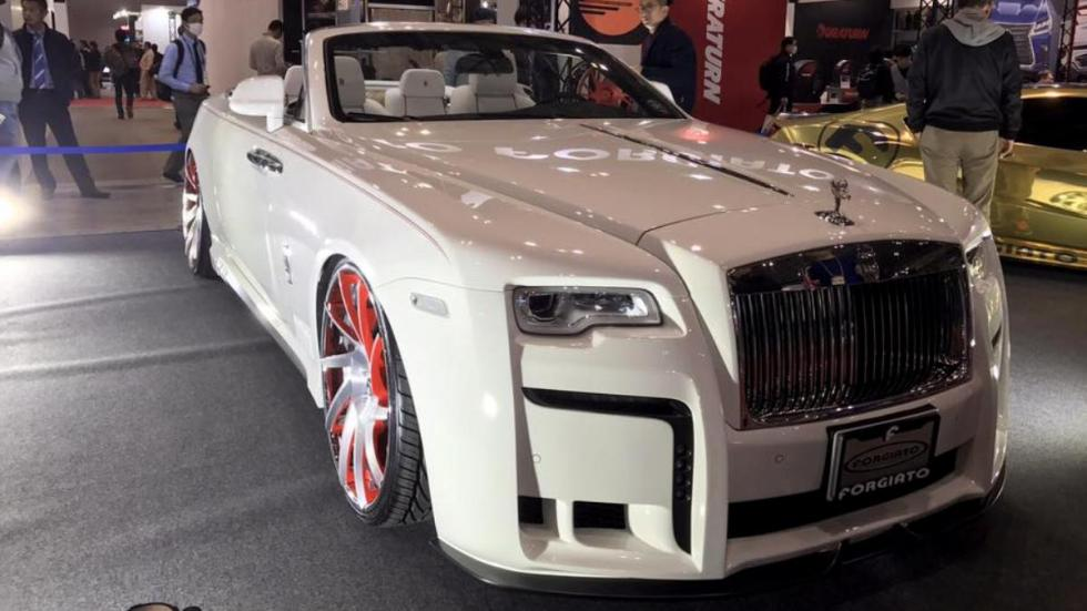 Rolls-Royce Dawn by Wald International