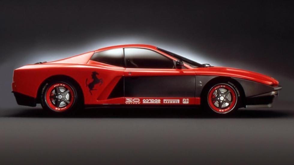 Ferrari F.Z.93 Zagato lateral