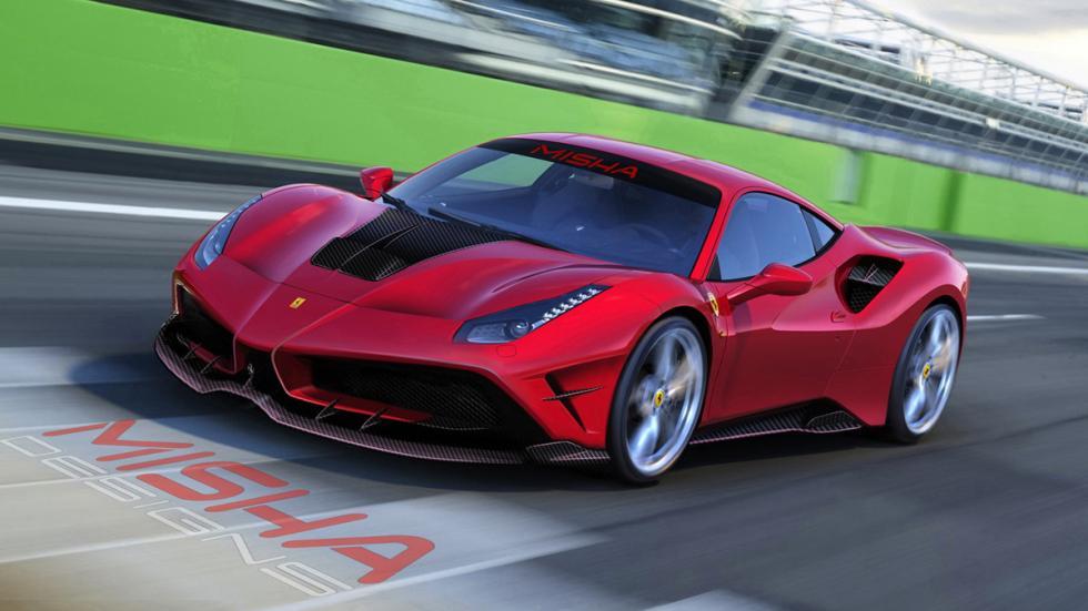 Ferrari 488 by Misha Design