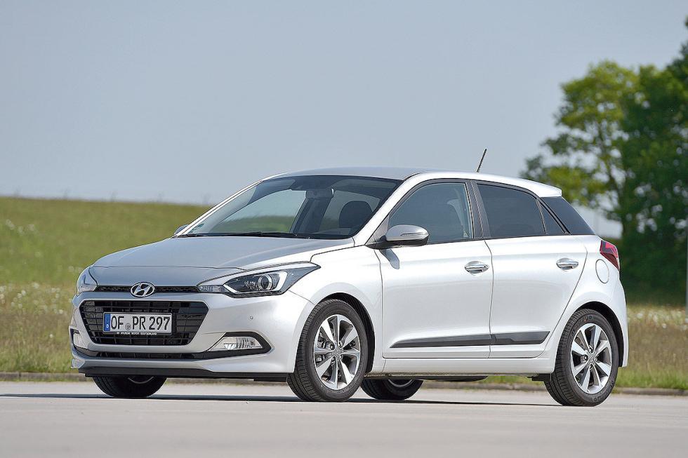 Comparativa: Citroën C3 vs Hyundai i20