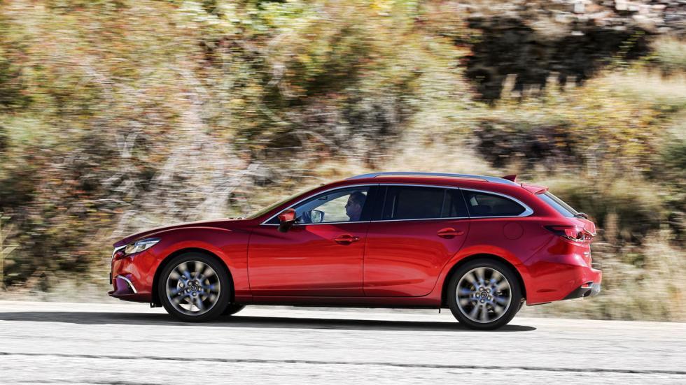 Comparativa Mazda 6 Wagon