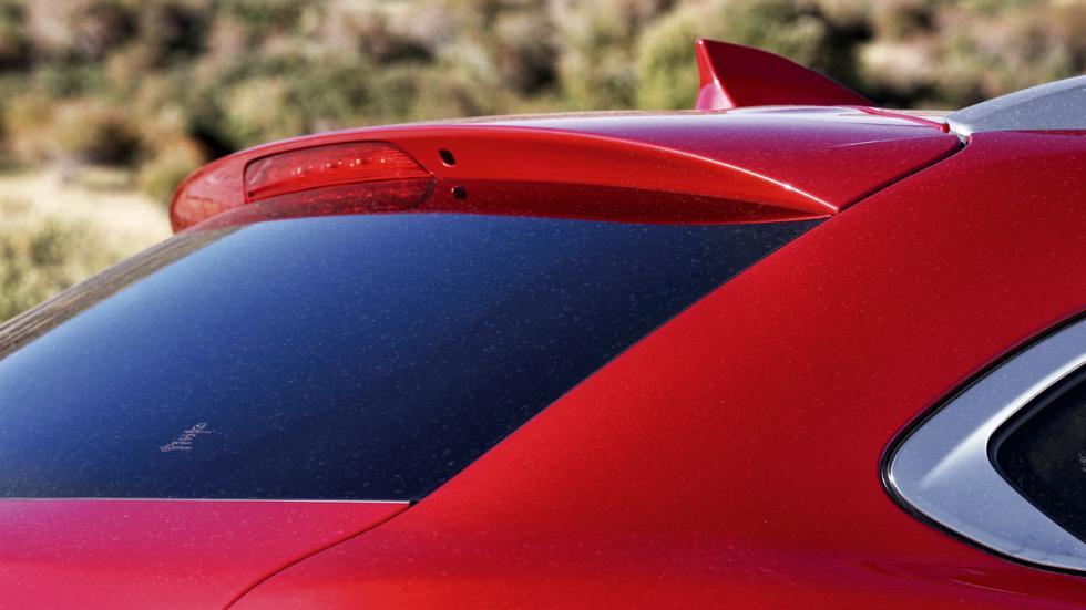 Comparativa Mazda 6 Wagon detalle trasera