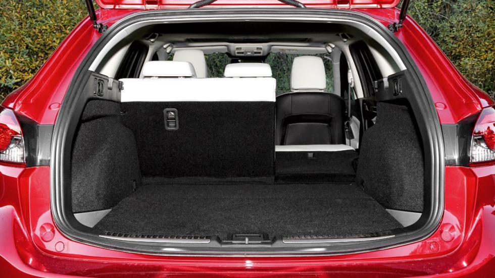 Comparativa Mazda 6 Wagon maletero