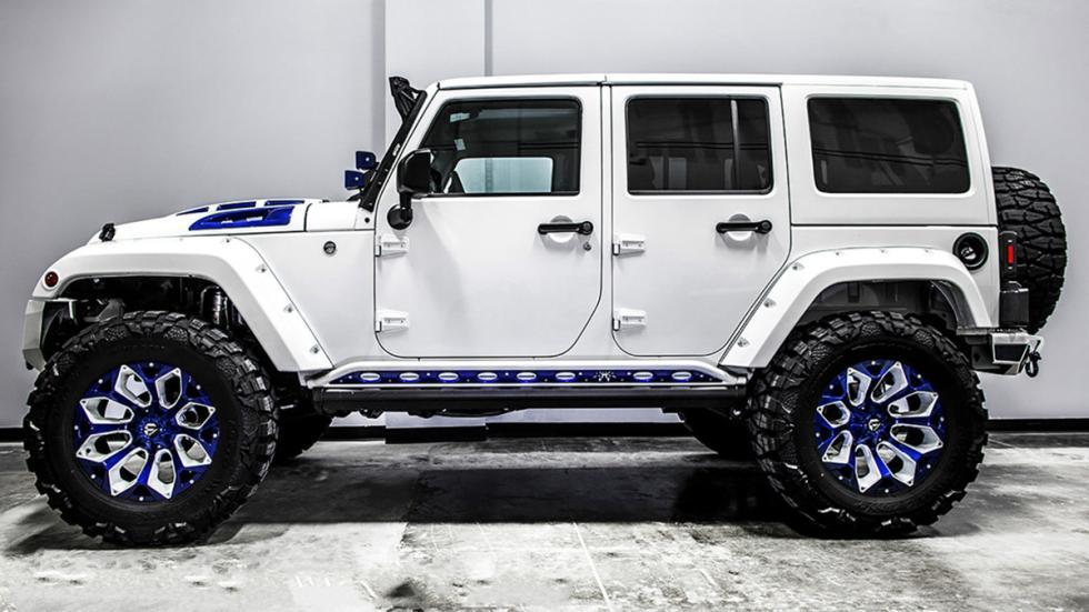Jeep Wrangler Prestige Intimidator lateral