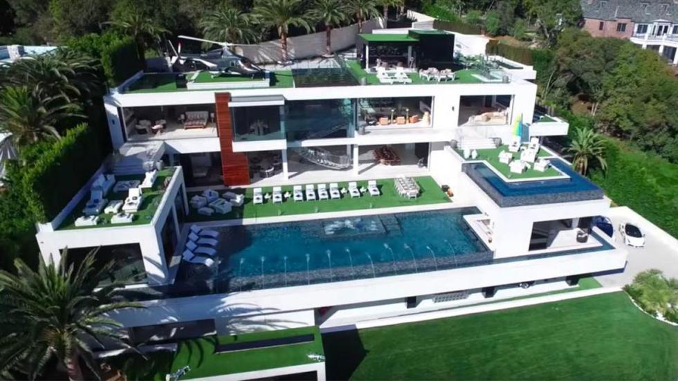 La casa más cara de EEUU