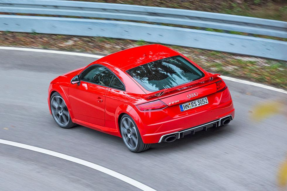 Cara a cara: Audi TT RS vs BMW M2