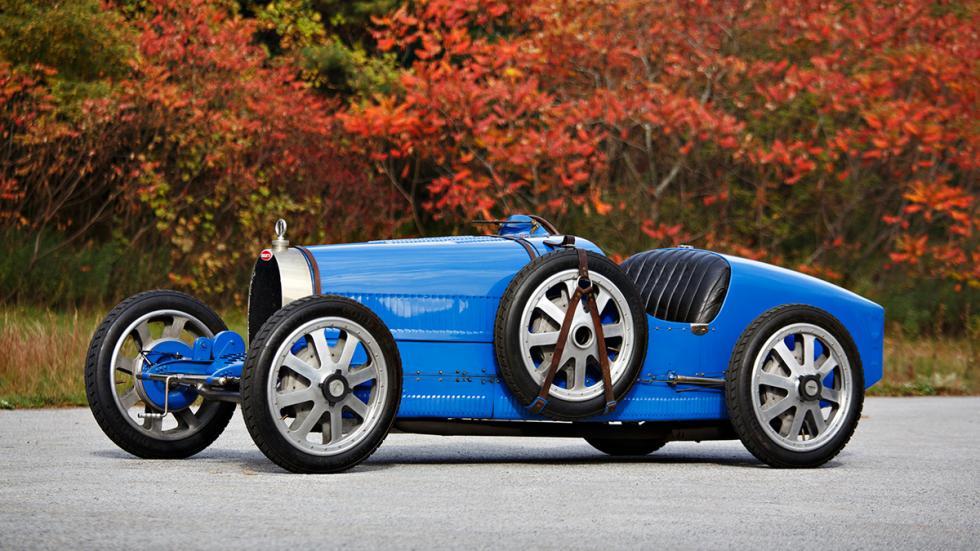 Coches clásicos Scottsdale bugatti