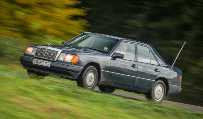 Mercedes Clase E 1.000.000 km